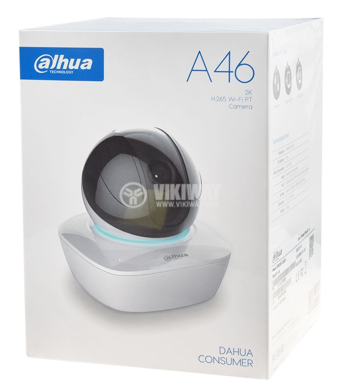 Кaмера DAHUA, IP Wifi - 2