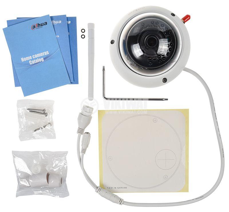 Камера за видеонаблюдение DAHUA IP Wifi 3 Mpx(2304x1536p) 2.8mm IP67 20m - 4