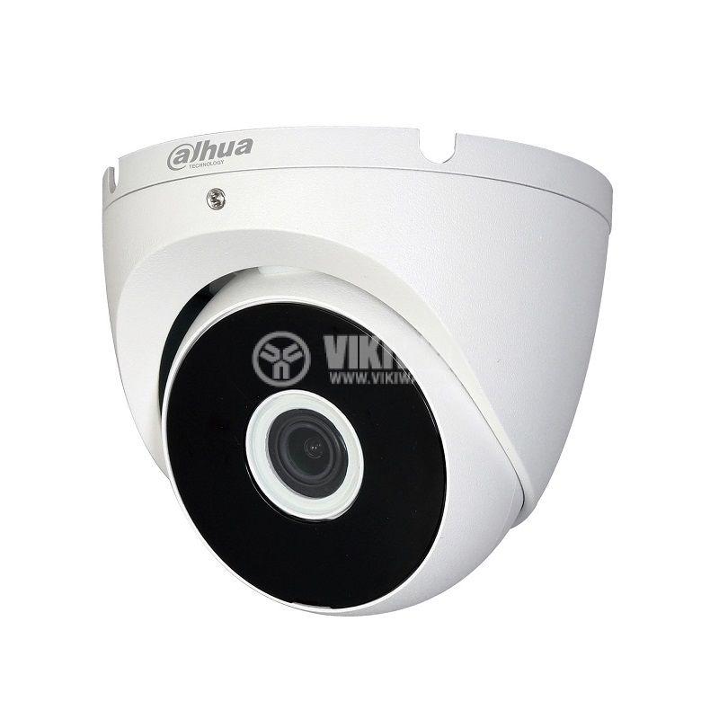 Камера за видеонаблюдение DAHUA, HDCVI, 2 Mpx(1920x1080p), 2.8mm, IP67, 20m - 1
