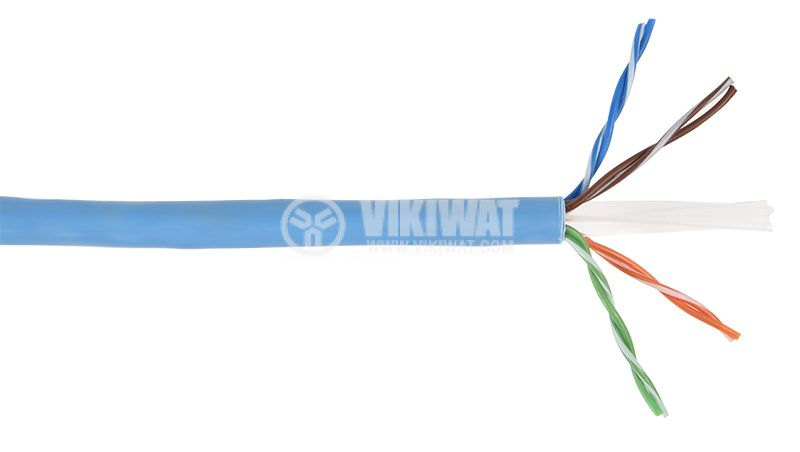 LAN кабел UTP Cat6, 8 провод