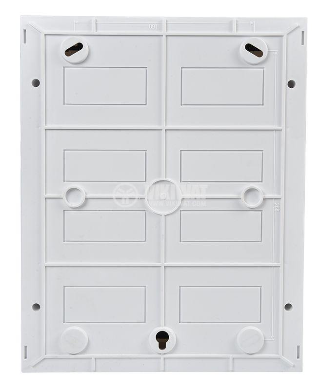 Апартаментно табло 2x12 модула, Easy9, SCHNEIDER, за външен монтаж  - 5