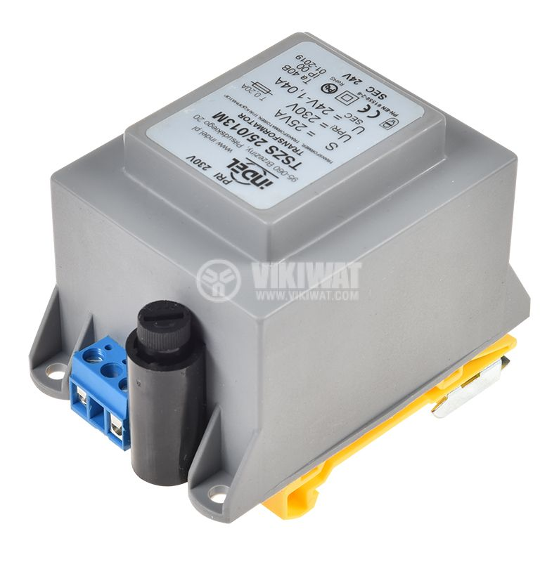 Трансформатор за DIN шина - 3