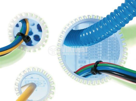 Пластмасов предпазител за кабел - 2