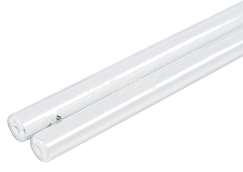 LED PL-L лампа 20W, 230VAC, 4пина, студено бял, 2G11 - 3