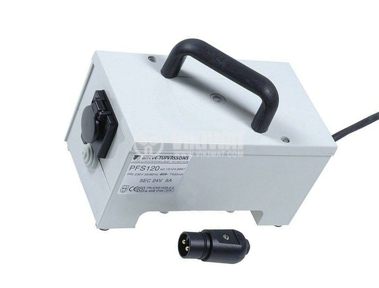 Трансформатор PFS120/230/12V, 230VAC/12V, 120VA