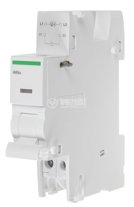 Minimum voltage switch A9A26969, iMN, 220-240VAC, iC60, iID - 1