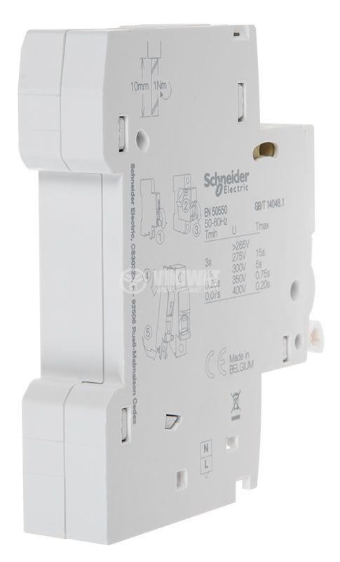Максимално напреженов изключвател A9A26500 - 3