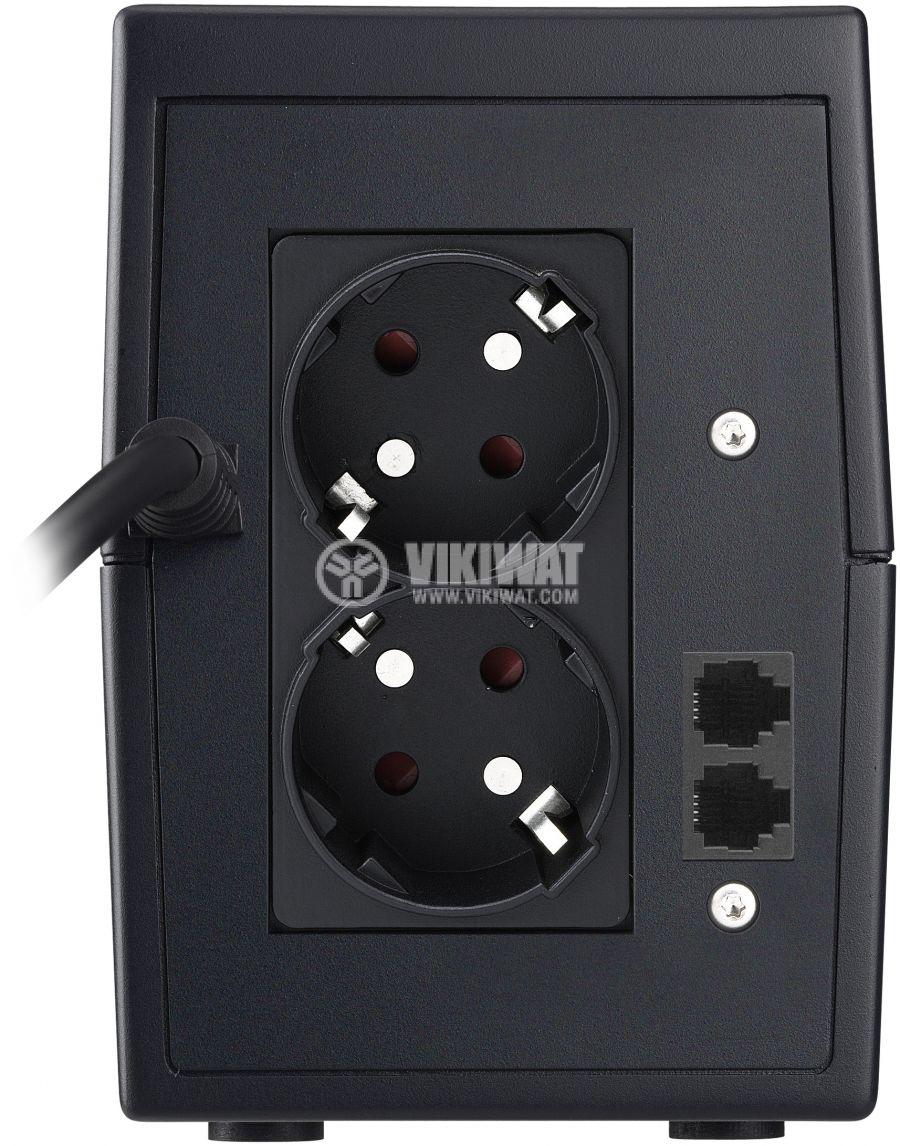 Аварийно захранване UPS 230V 480W модифицирана синусоида - 4