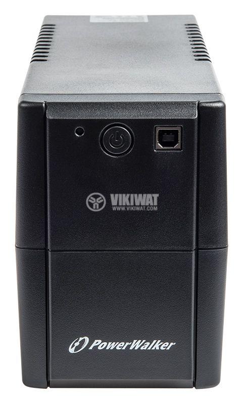 Аварийно захранване PowerWalker VI 650  - 1