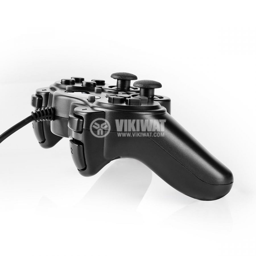 Joystick for PC, 12 buttons, GGPD100BK