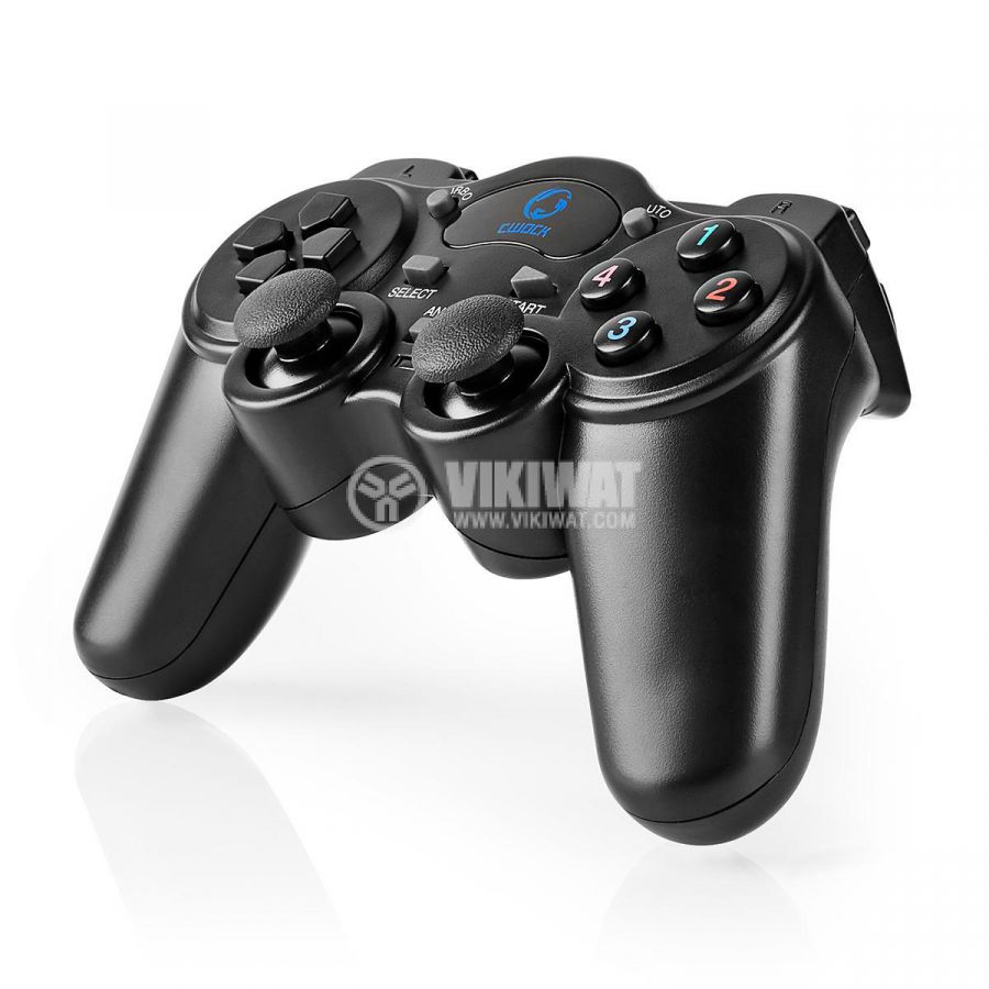 Joystick for PC, 12 buttons, USB