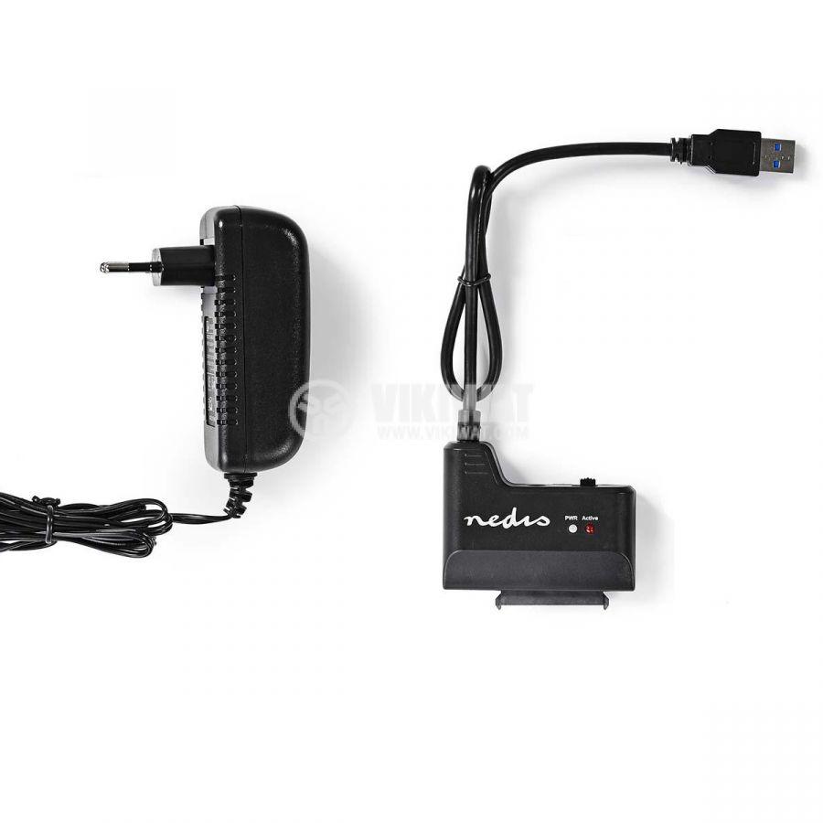 Адаптер за твърд диск, USB 3.0 към SATA - 2