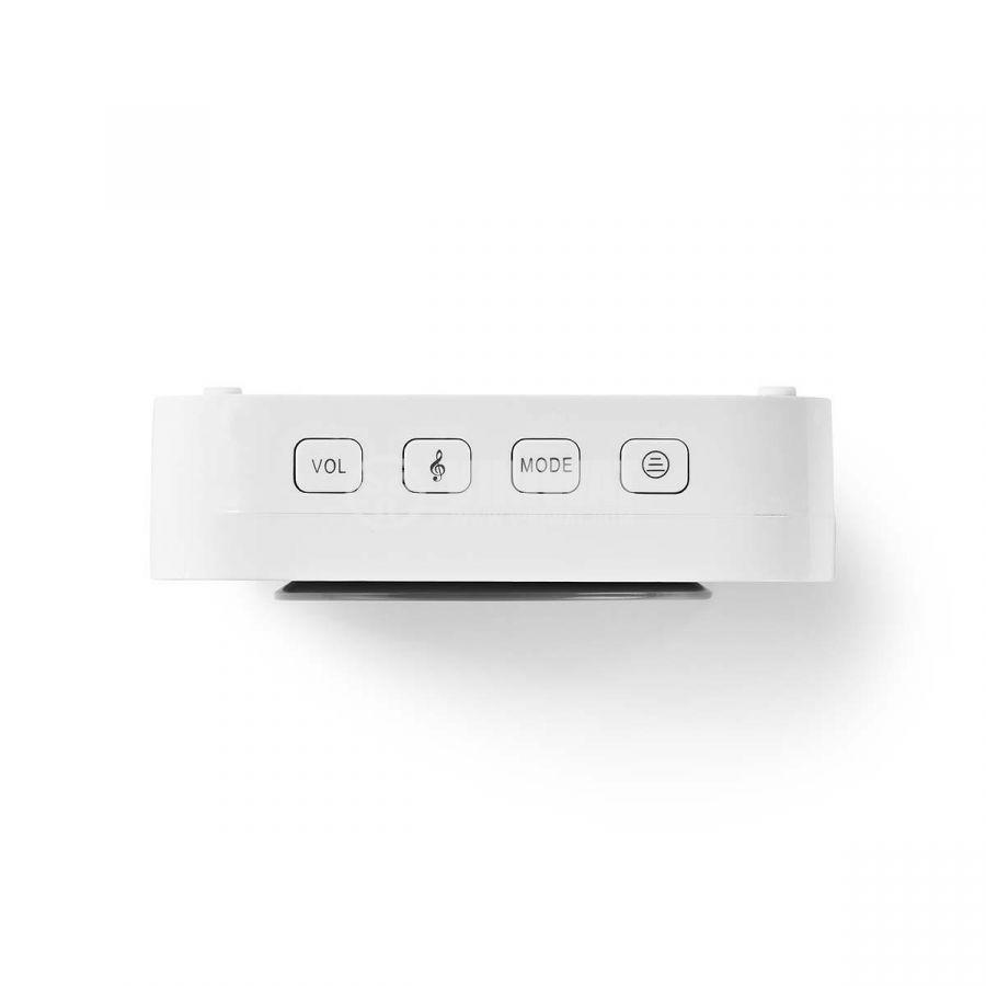 Wireless Doorbell Set, DOORB112WT, 150m. white - 2