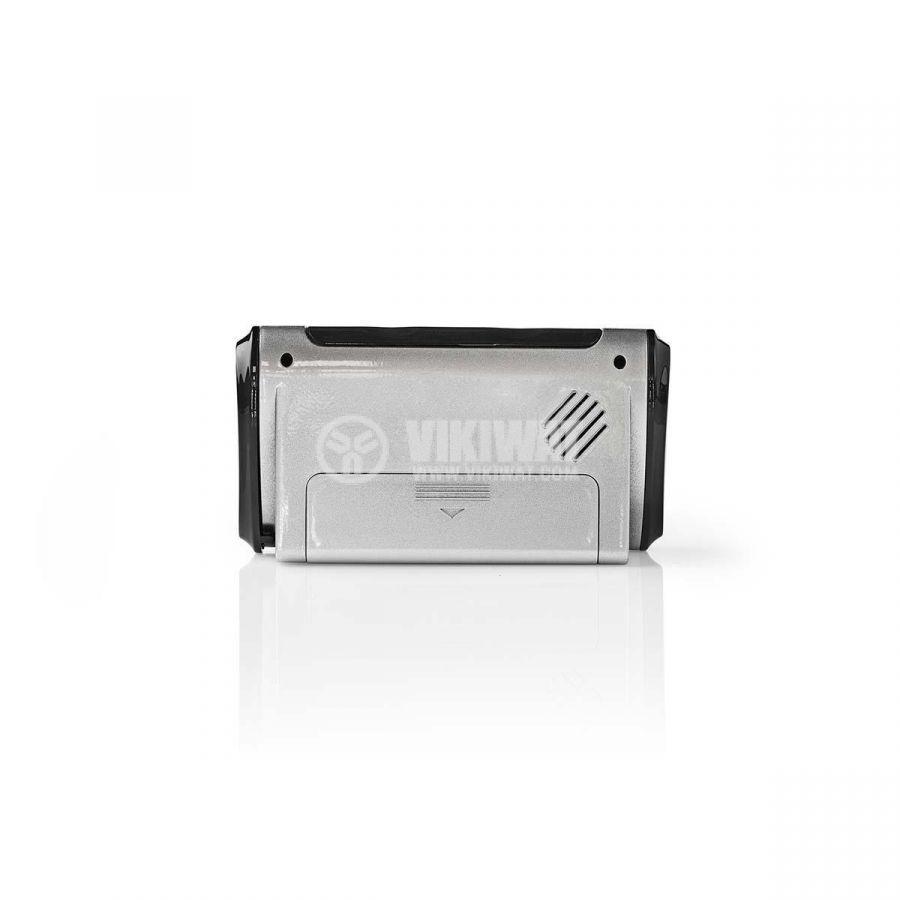 Часовник със скрита камера и запис, SPYCCL10CSR, 720x480p, micro SD - 5