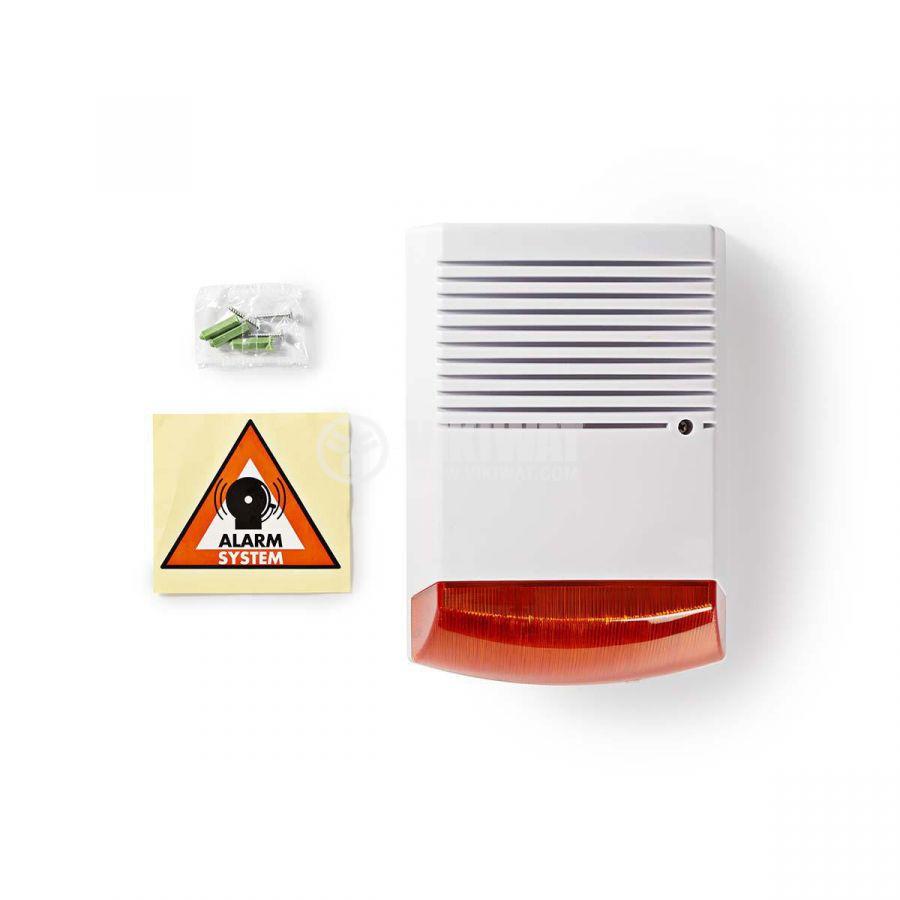 Фалшива аларма за сигурност DUMSS20WT, IP44 - 2