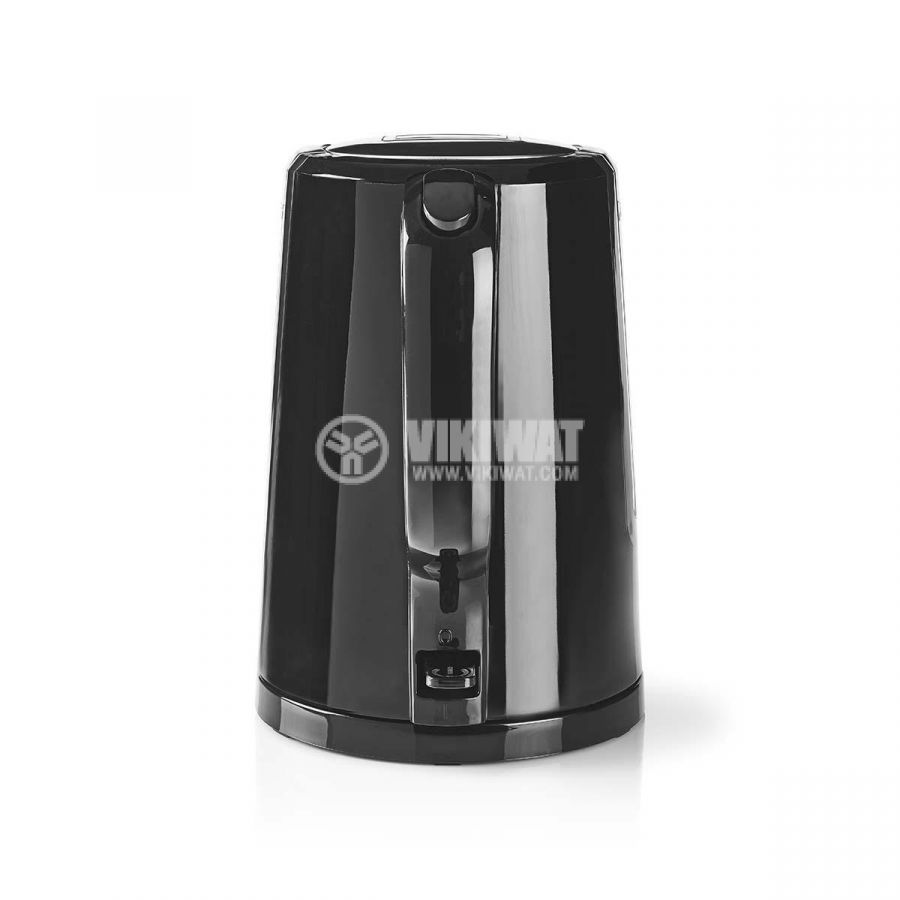 Electric Kettle, 1.7 l, 2200W, 230VAC, black, KN-WK10