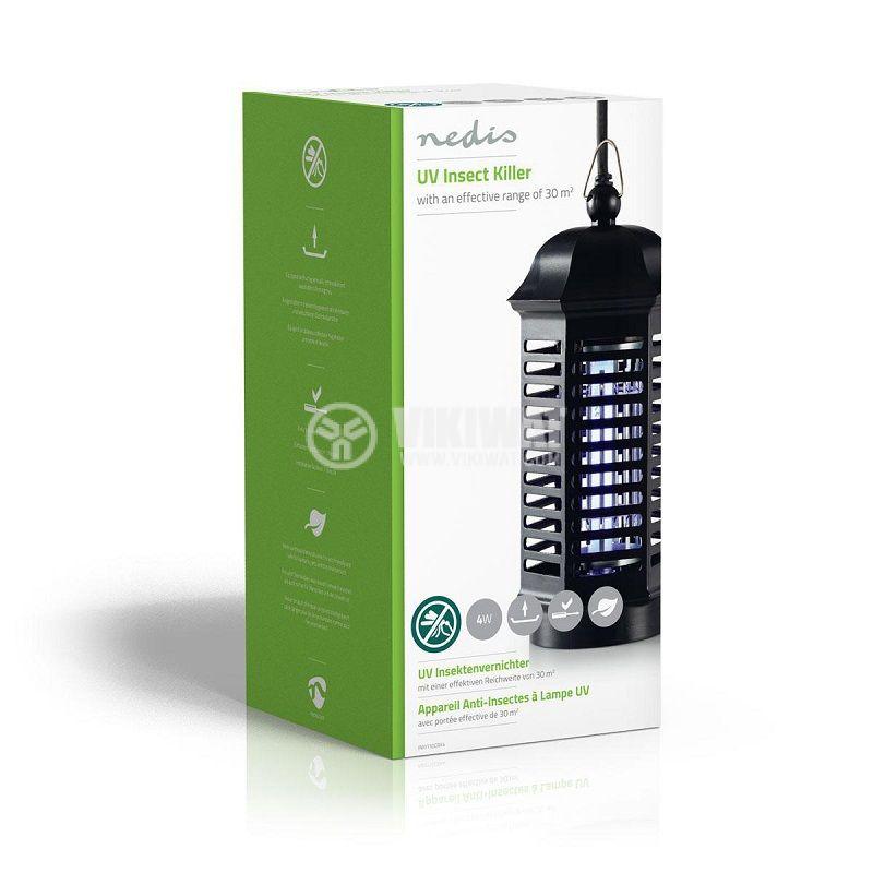 UV лампа против комари и насекоми 4W, 230VAC - 3