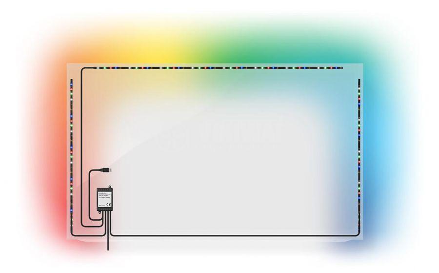 TV backgraund light - 2