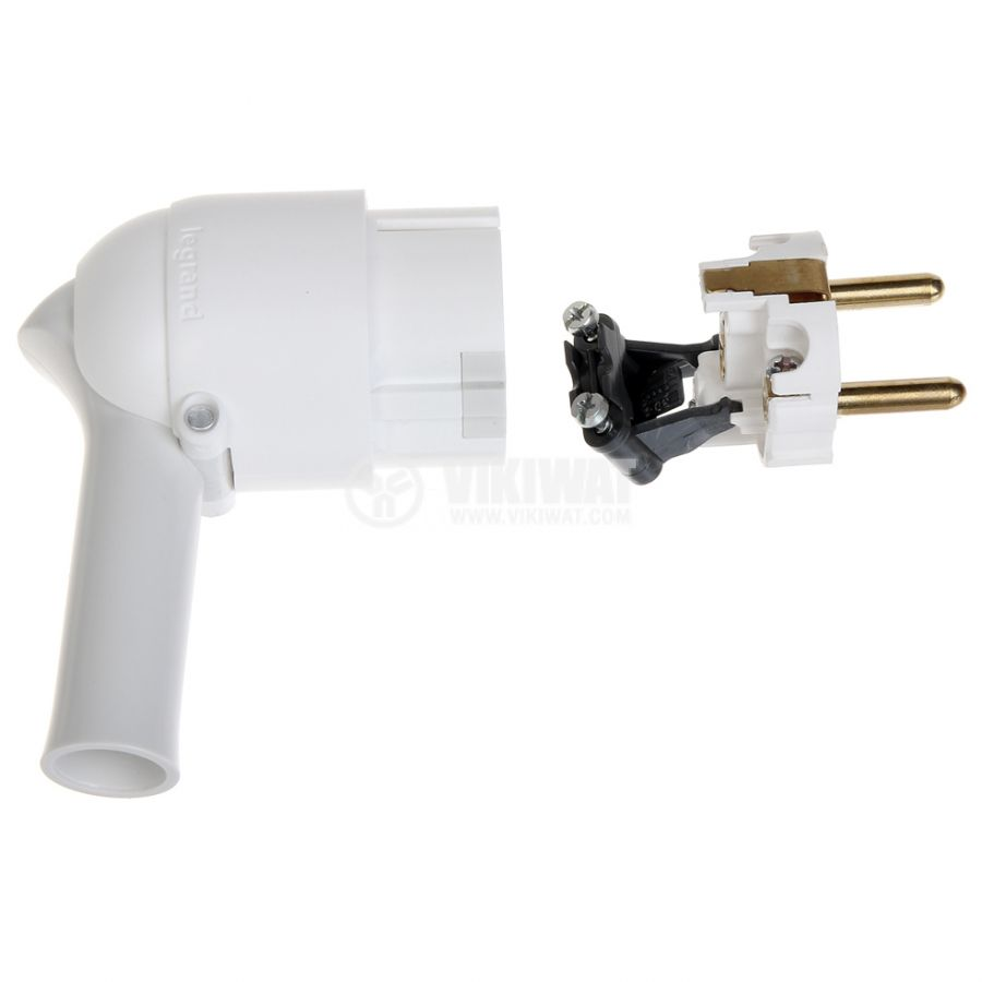 Щепсел 230V 16A с механизъм за лесно изваждане - 2