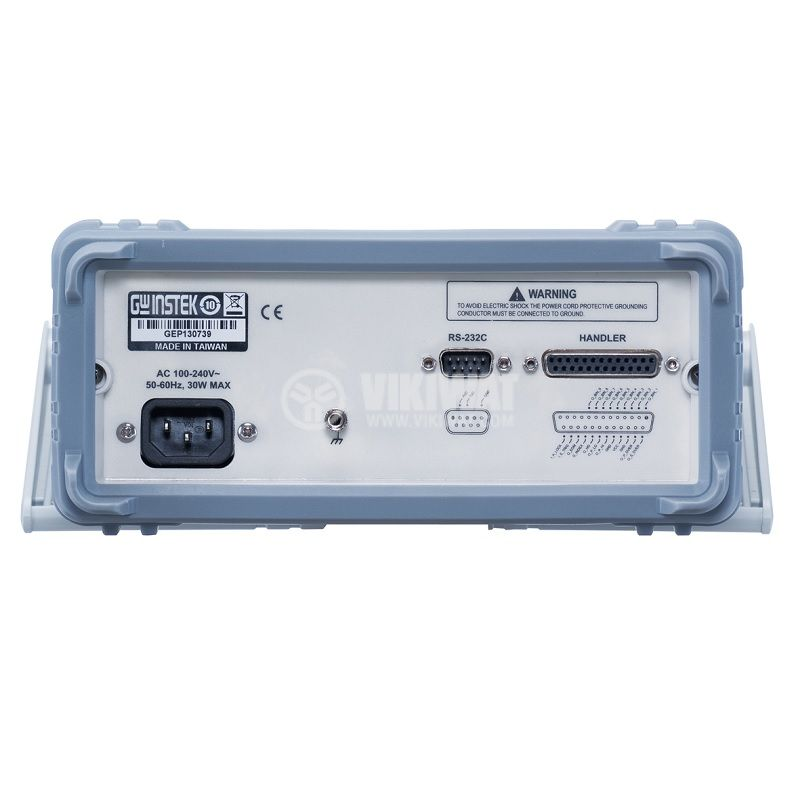 LCR метър, прецизен, LCR-6002, 9999.99H, 99.999Mohm, 2kHz - 3