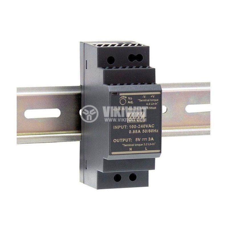 Импулсно захранване HDR-30-12