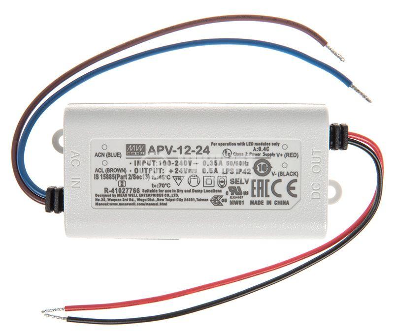 Импулсно захранване APV-12-24 - 1