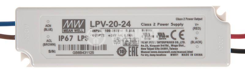 Импулсно захранване 0.84A/24VDC - 2