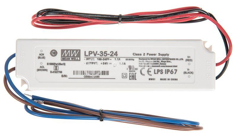 Импулсно захранване LPV-35-24 - 1