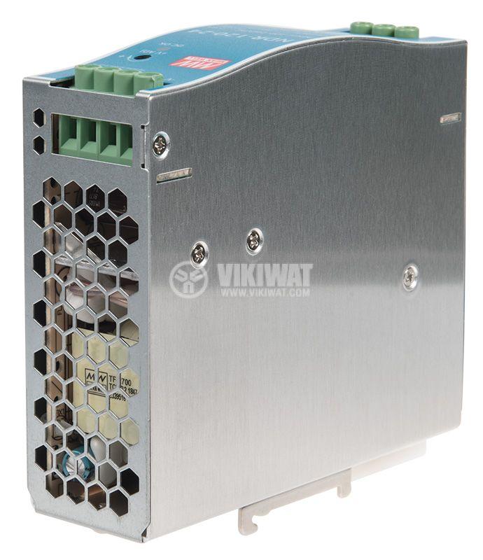 Импулсно захранване NDR-120-24 - 3
