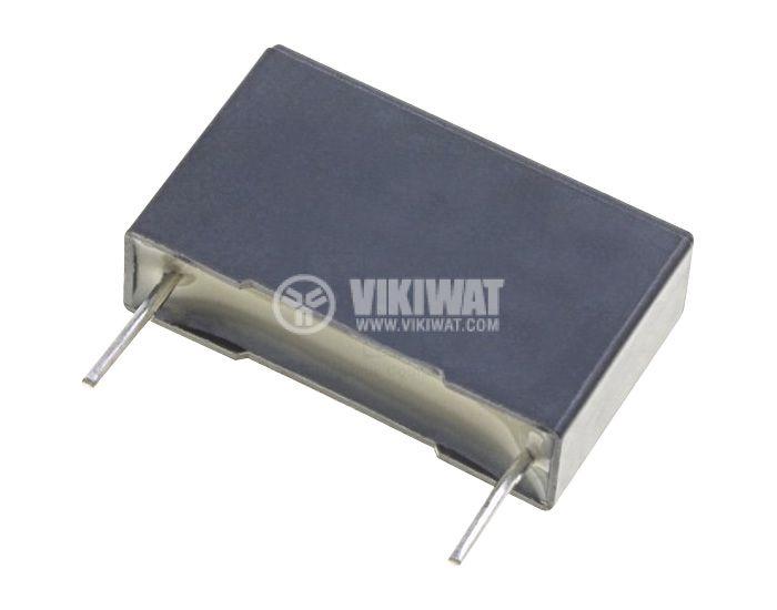 Кондензатор полипропиленов, 5.6nF, 500VAC, ±10%, THT
