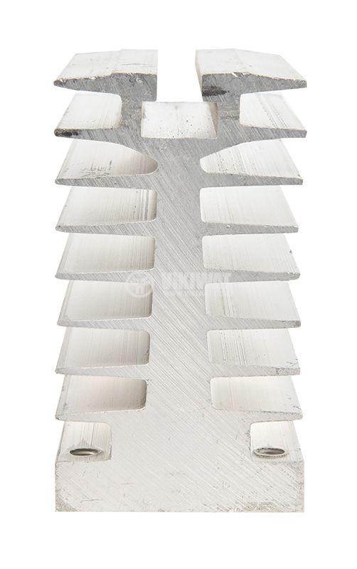 Радиатор алуминиев 80x45.3x79.5mm - 2