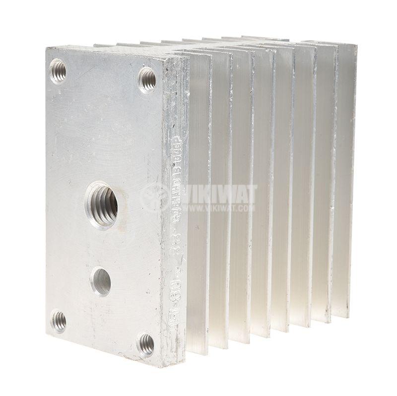Радиатор алуминиев 80x45.3x79.5mm - 3