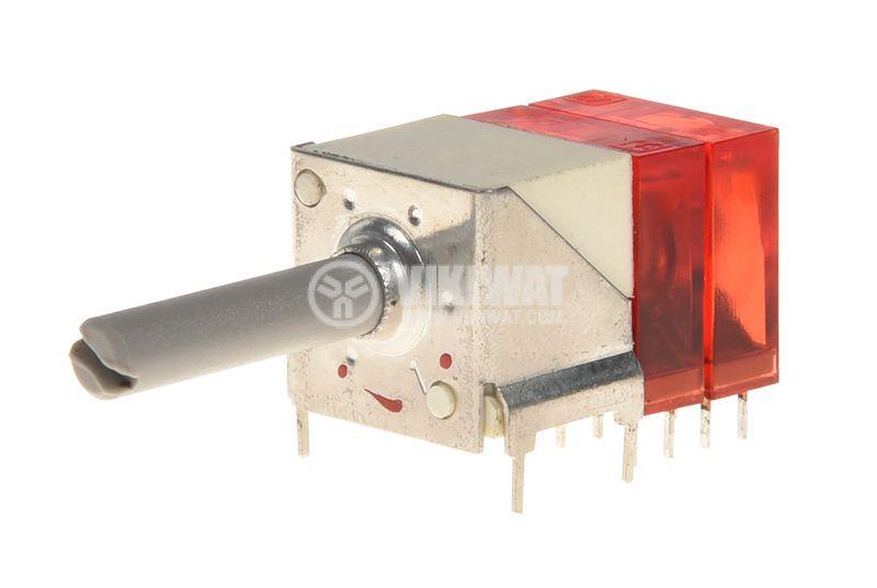 Ротационен превключвател RFT-ebl-MDS-W3 - 1