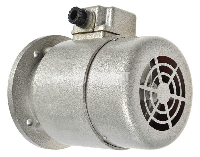 Електродвигател, променливотоков, трифазен, 220-380V, 370W, 1370rpm, AO 022/4 - 3