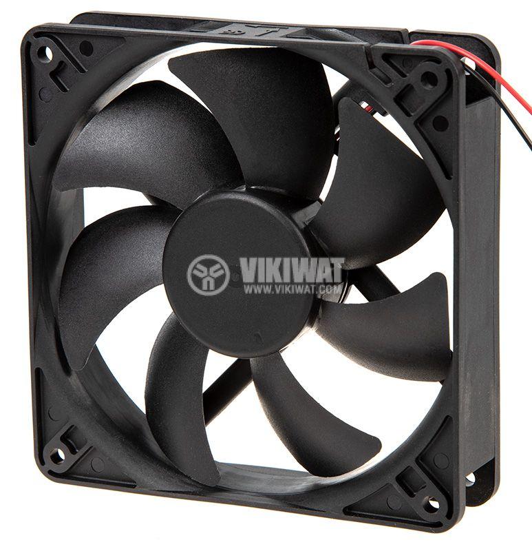 Вентилатор 12VDC - 3