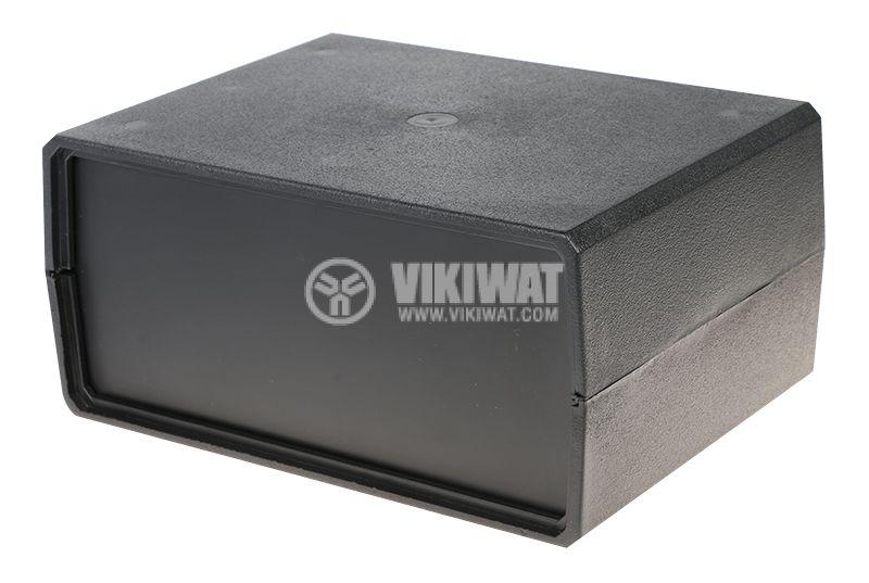 Кутия Z3 150x110x70 полистирен черна универсална - 1