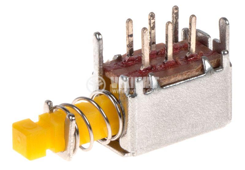 Мрежов превключвател тип изостат, незадържащ, 60V, 0.5A - 1