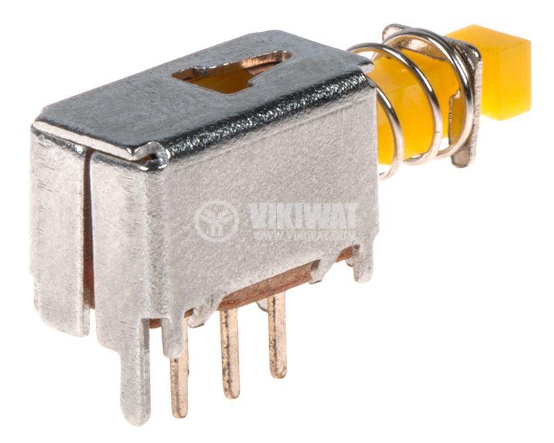Мрежов превключвател тип изостат, незадържащ, 60V, 0.5A - 2