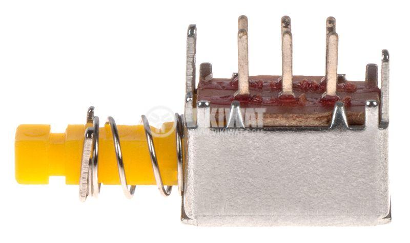 Мрежов превключвател тип изостат, незадържащ, 60V, 0.5A - 3