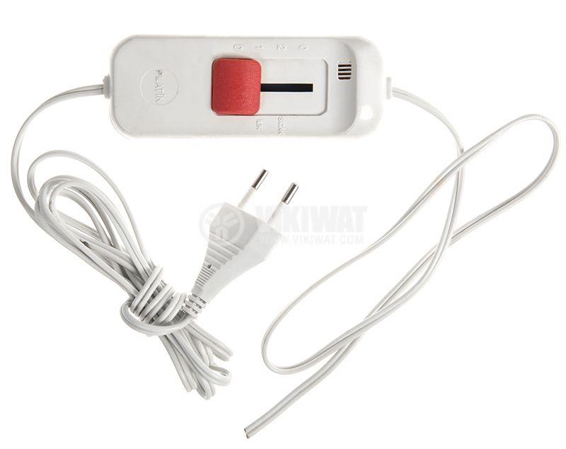 кабел с ключ и щепсел - 4