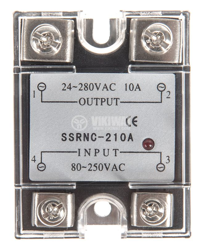 Солид стейт реле SSRNC-210A - 1