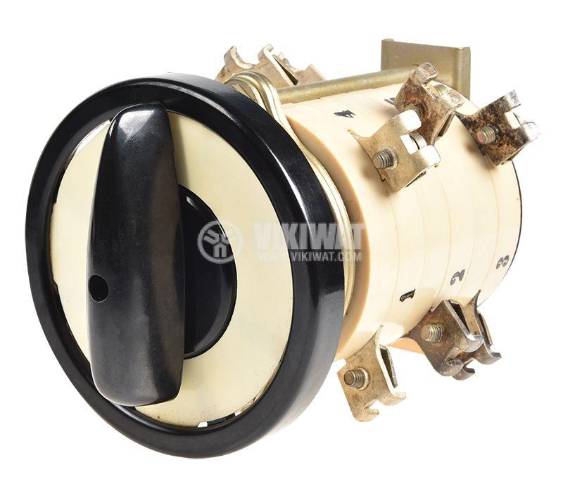 Пакетен електрически прекъсвач - 1