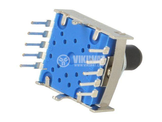 Ротационен превключвател SR17A1415F49N - 2