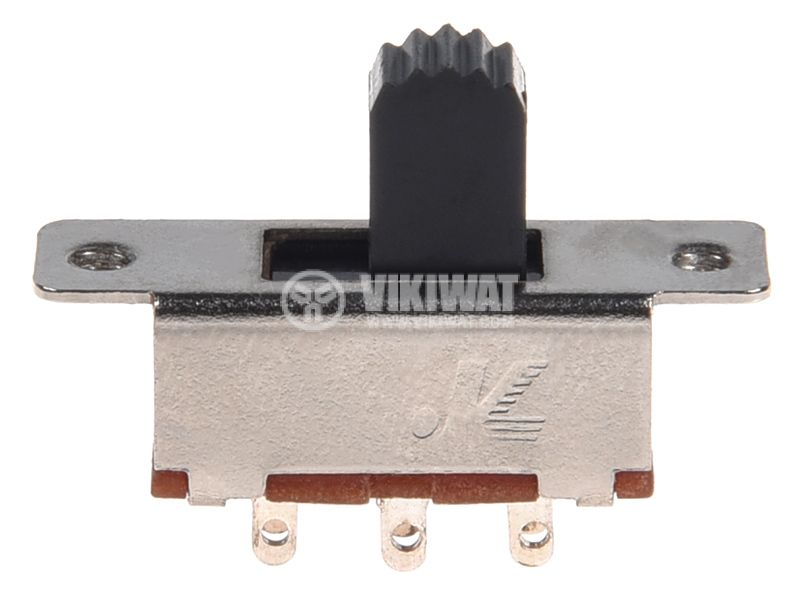 Switch 2 positions 0.5A/250V DPDT ON-ON with bolt - 1