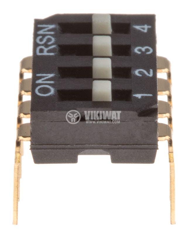 Микропревключвател DIP плъзгач - 2