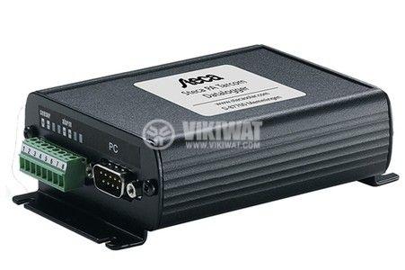 Data logger for solar power systems, PA Tarcom RMT, analog modem, 12V/24V/48V - 1