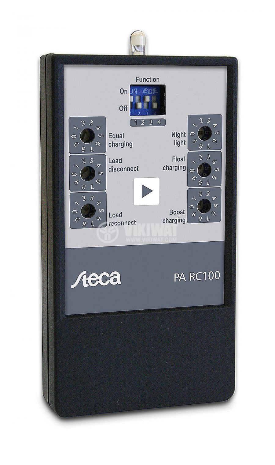 Remote control for programming solar controllers, PA RC100