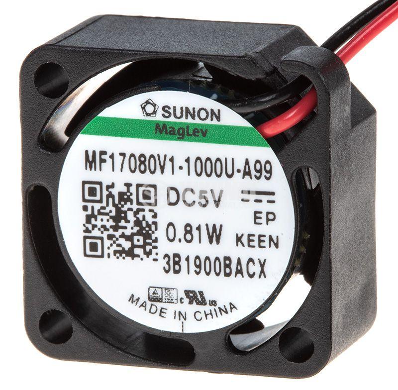 Вентилатор MF17080V1-1000U-A99 - 2