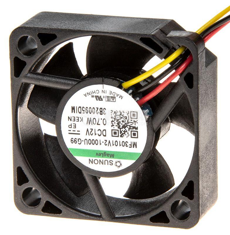 Вентилатор MF30101V2-1000U-G99 - 2