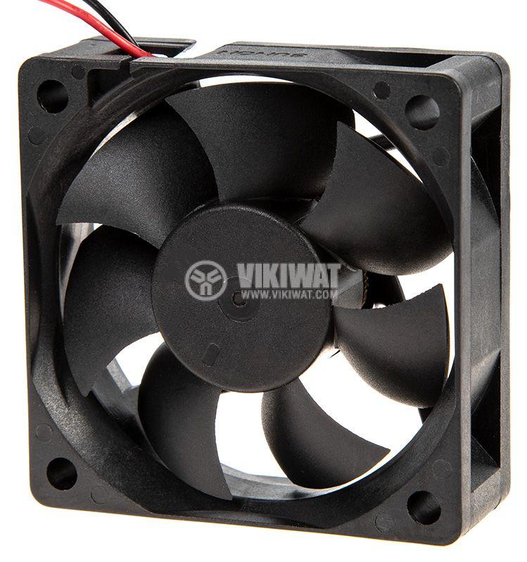 Вентилатор 60x60x20mm - 3
